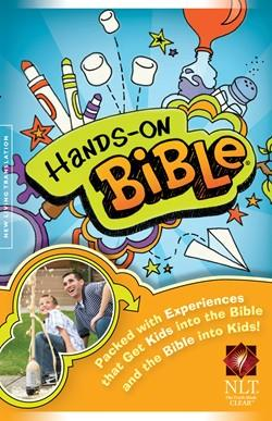 Hands On Bible (Tapa Dura) [Biblia]