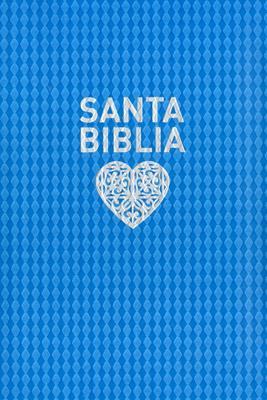 Biblia NTV Edición Personal Letra Grande- Aguamarina (Imitación Piel) [Biblia]