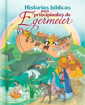 Historias Biblicas Para Principantes (Tapa Dura) [Libro]