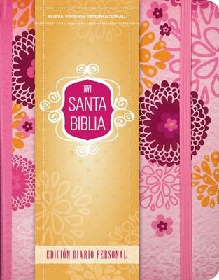 Biblia Edicion Diario Personal Rosa