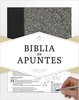 Biblia De Apuntes (Piel Genuina y Tela) [Bíblia]