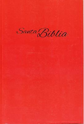 Biblia Económica Letra Grande (Rústica) [Biblia]