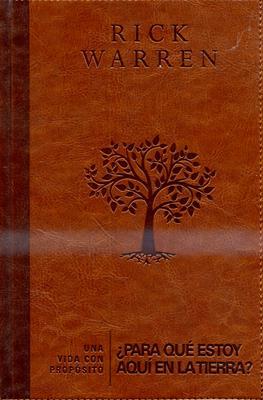Una Vida Con Proposito Edicion de Lujo Ampliada (Rústica) [Libro]