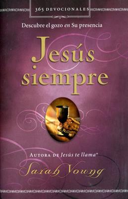Jesús Siempre (Rústica) [Devocional]