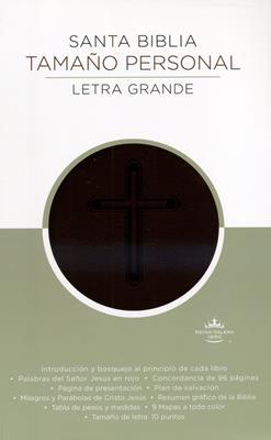 Biblia Letra Grande Piel Italiana Vino Edicion Especial (Piel) [Biblia]