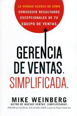Gerencia De Ventas/Simplificada