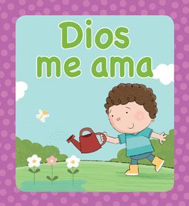 Dios Me Ama (Tapa dura)