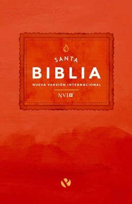 Biblia Rojo Económica NVI (Rústica)