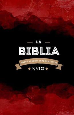 Biblia Granate Económica NVI (Rústica)