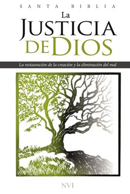 Santa Biblia La Justicia De Dios NVI T Dura (Tapa Dura)