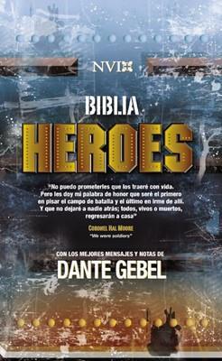 Biblia Héroes Tapa Dura (Tapa Dura) [Biblia]