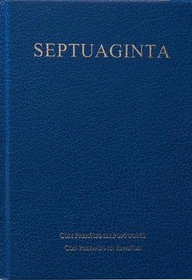 Biblia Septuaginta (Tapa dura) [Biblia]