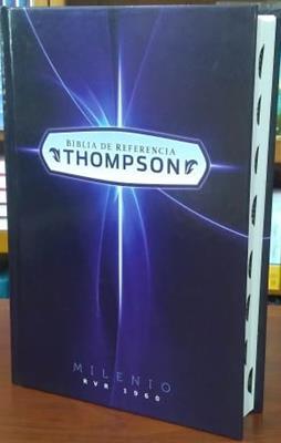 Biblia Thompson Edición Milenio (Tapa Dura)