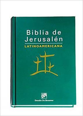 Biblia De Jerusalén Latinoamericana (Tapa Dura) [Biblia]