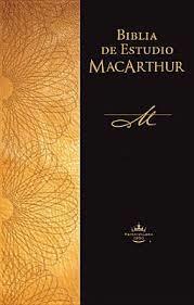Biblia De Estudio MacArthur Tapa Dura (Tapa Dura) [Biblia]