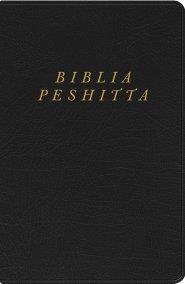Biblia Peshita  Negro (Imitación Piel) [Biblia]