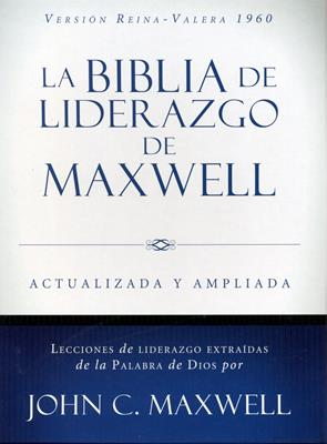 Biblia De Liderazgo De Maxwell (Tapa Dura) [Biblia]