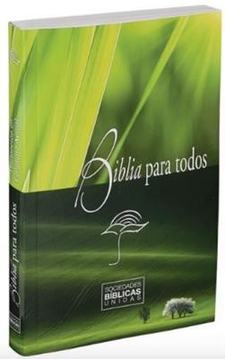 Biblia TLA 060EUPM Santa Biblia Español (Rústica)