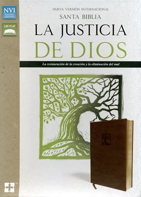 Biblia Justicia De Dios - Duo Tono (Piel Italiana) [Biblia]