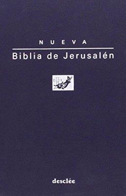 Biblia De Jerusalen Bolsillo - Modelo 1 (Tapa dura) [Biblia]
