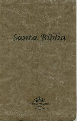 Biblia RVR60 Tamaño065CTI (Imitación Piel) [Biblia]