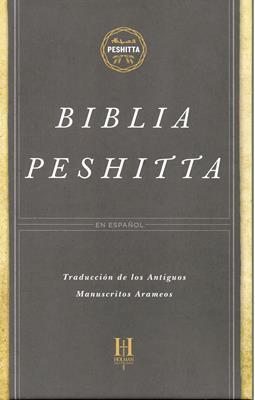 Biblia Peshitta Tapa Dura (Tapa Dura) [Biblia]