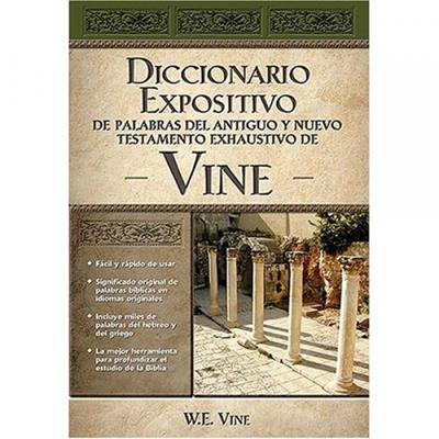 Diccionario expositivo antiguo testamento y nuevo testamento