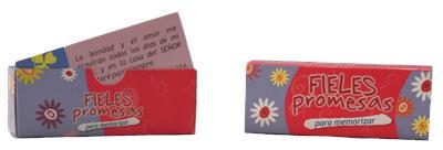 Fieles Promesas NVI (Caja de cartón) [Promesas]