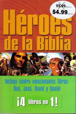 Héroes de la biblia (Rústica)