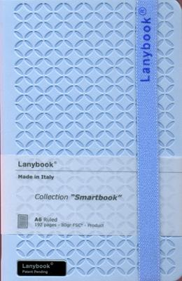 Lanybook Smartbook Azul (Simil Piel) [Agenda]