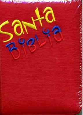 Biblia RVR60 Tamaño 024cZLGa Colombianita (Tipo Tela) [Biblia]
