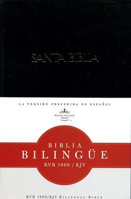 Biblia bilingüe tapa dura 1960/KJV (Tapa Dura) [Biblia]