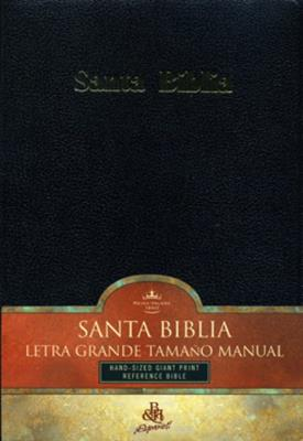 Biblia letra grande manual imitacion piel indice (Imitacion Piel)