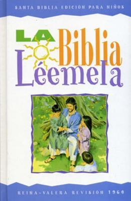 Biblia leemela (Tapa Dura)