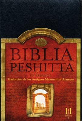 Biblia peshitta/imitacion especial (Imitacion Piel)