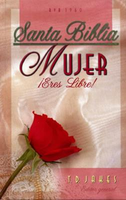 Biblia Mujer Eres Libre Tela (Tapa Dura) [Biblia]