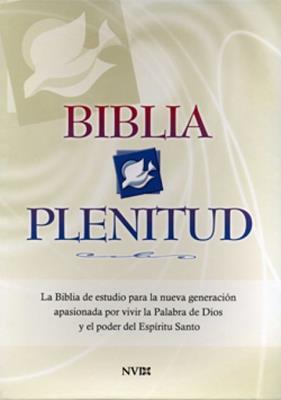 Biblia plenitud NVI (Tapa Dura)