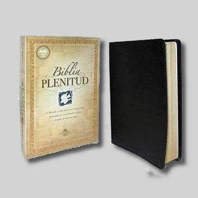 Biblia plenitud piel