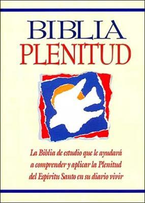 Biblia Plenitud Piel Indice (Piel fabricada) [Biblia]