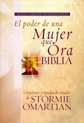 Biblia el poder de una mujer que ora (Tapa Dura) [Biblia]