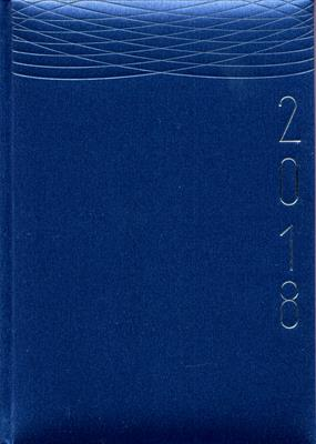 Agenda Diario De Promesas Para Tu Vida - Azul