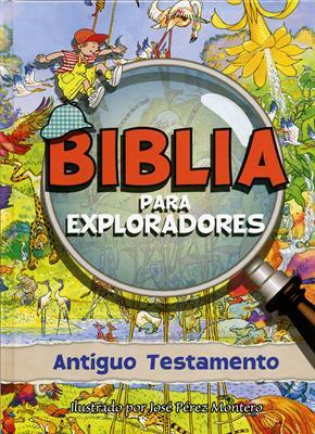 Biblia Para Expolradores (Tapa Dura) [Libro]