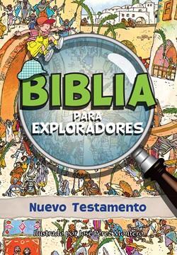 Biblia Para Exploradores (Tapa dura)