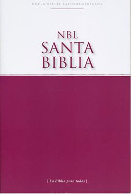 Biblia Misionera Latinoamericana NBL (Rústica) [Biblia]