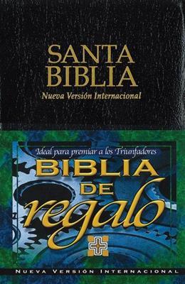 Biblia Premios Y Regalo Negro (Imitación Piel) [Biblia]