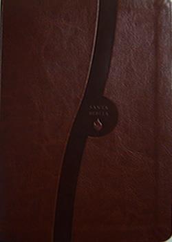 Biblia Edición Regalo Marrón (Imitación Piel) [Biblia]
