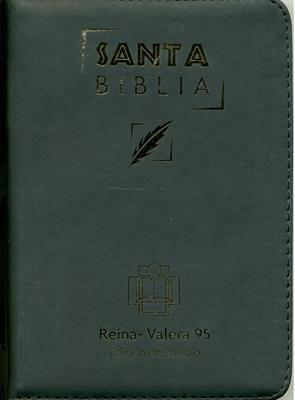 Biblia RVR95 Tamaño 055 Edición de Estudio