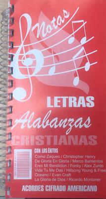 Corario De Alabanzas Cristianas (Rustica Argollado) [Cartilla]