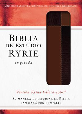 Biblia De Estudio Ryrie Ampliada