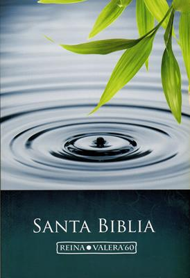 Biblia Misionera CLC Gota De Agua (Rustica ) [Bíblia]